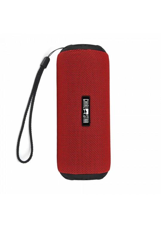 Chialstar M2 Red Outdoors Portable Bluetooth Waterproof Speaker, Best Wireless Speakers Under $100