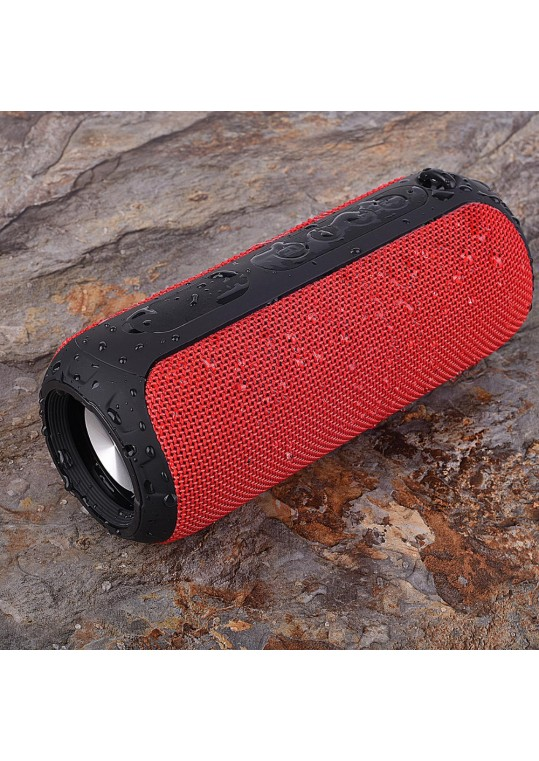 Chialstar M2 Red Outdoors Portable Bluetooth Waterproof Speaker, Best Wireless Speakers Under $100