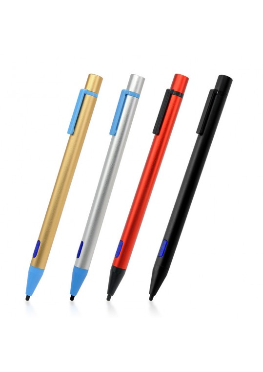 Universal Active Stylus Pen With USB Charging Wire Screen Touch Pen for iPhone iPad Samsung Tablet PC