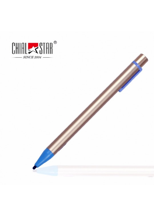 Capacitive Screen Touch Stylus Pen Active With USB Charging For Pad Mobile Smart Phone for Samsung Tablet PC Golden