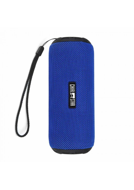 Chialstar M2 Blue Outdoors Portable Bluetooth Speaker With IPX6 Waterproof Fabric, Wireless Sports Portable Speaker 2017