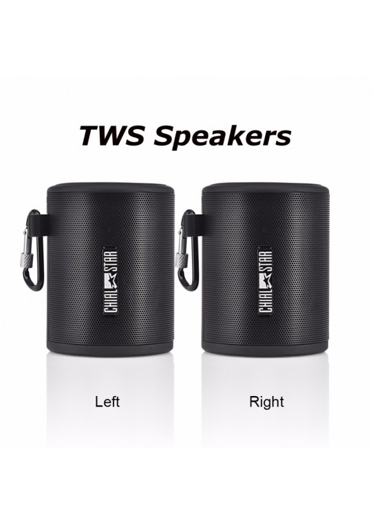 TWS Bluetooth Speakers M3 Dual Paired 5W*2 Pcs Portable Wireless Speaker Strong Bass Audio Stereo for iPhone iPad Android Tablet